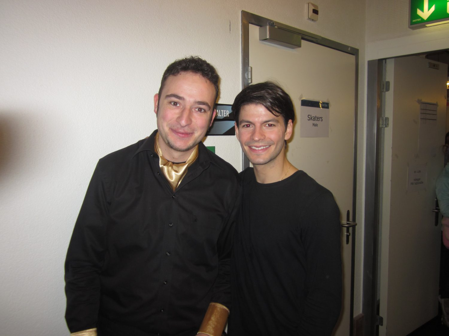 Art on Ice Stephan Lambiel