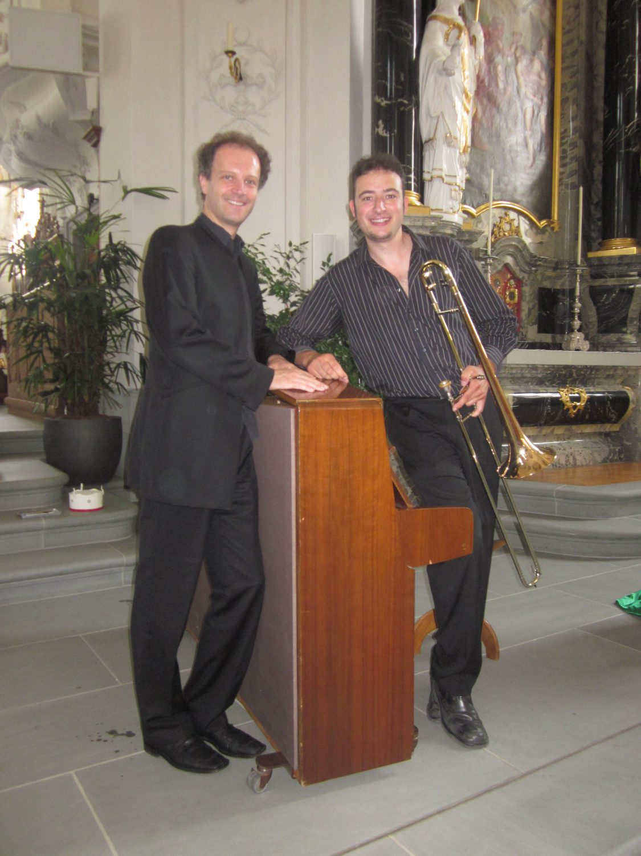 Duo mit Marc Hunziker