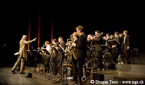 Mathias Rueegg & Big Band